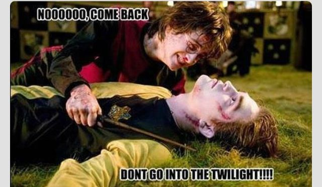 Lol Harry potter humor