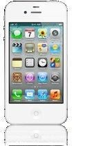 iPhone 4S - AT - 16GB - White - With Contract. Dual-core A5 chip. 8MP camera and optics. iOS6, iCloud and Siri. More Details