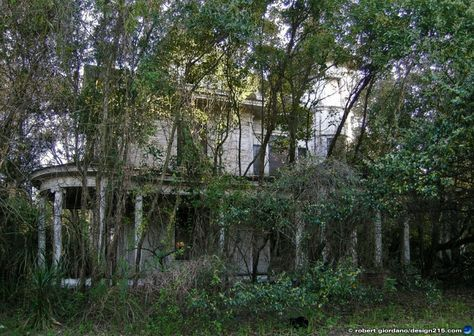 Old creepy house   creepy old house in gainesville i stumbled across this house near ...