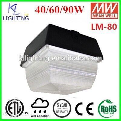 LED Luminaire Ceiling Canopy 9 Inch high bay led lighting