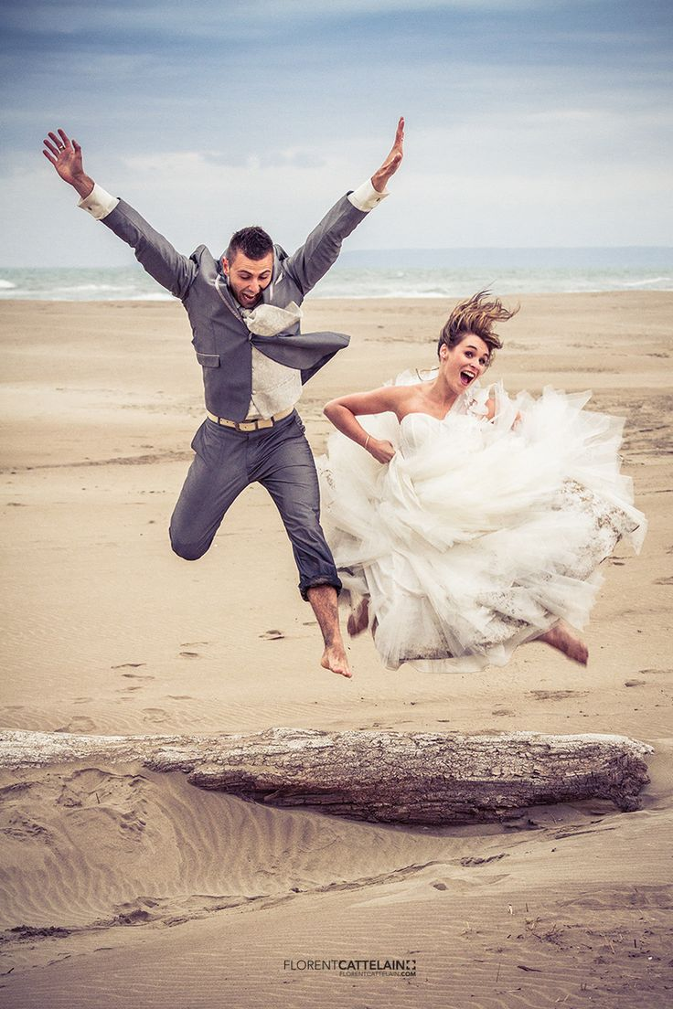 TRASH THE DRESS | pour fêter nos 1 an de mariage