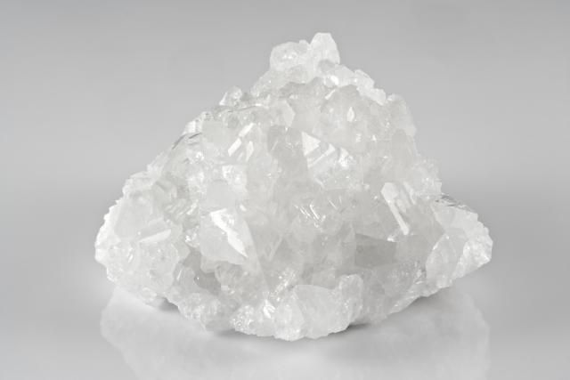 What Is Borax and Where Can You Get It?: Borax crystals are clear or white, depending on purity and conditions under which they formed.