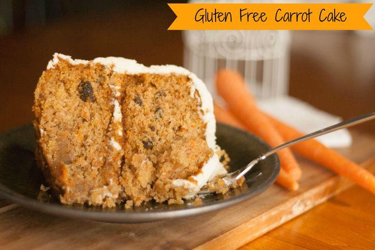 Gluten Free Carrot Cake #glutenfree | Because it's gluten free | Pint ...