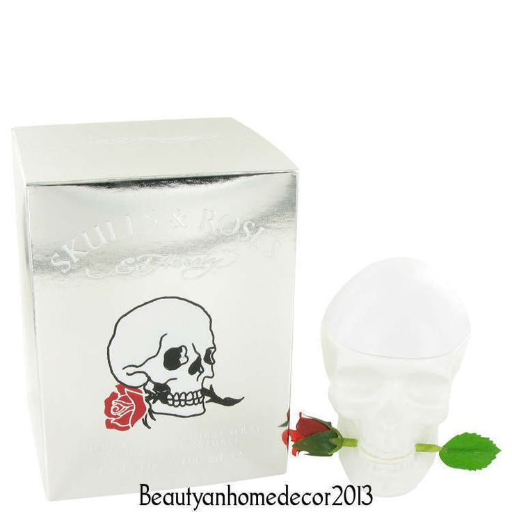 Ed Hardy Skulls And Roses Fragrances: Ed Hardy Designs, Tattoo School And Don Ed Hardy