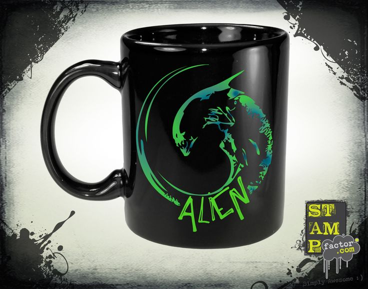 Alien (Version 06) 2014 Collection - © stampfactor.com *MUG PREVIEW*