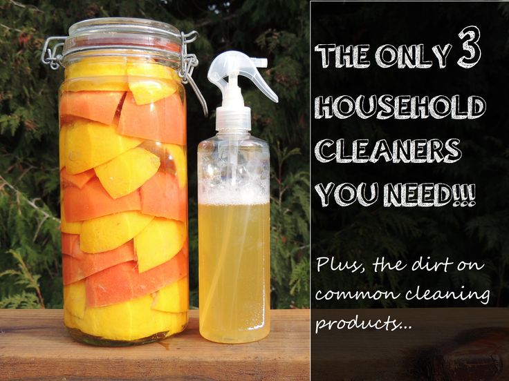 detox your home and toss out the toxins then replace them with