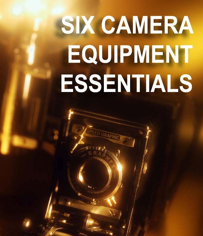 Not Dressed As Lamb: Photo Tips Friday: 6 Camera Equipment Essentials.. Great advice, I really need to update my equipment.