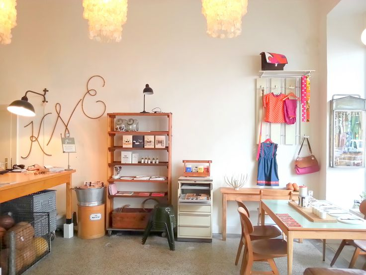 New Styling, Interior, Our Store, Decoration, yellow, DesignLetters, vintage furnitures