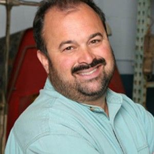 Frank Fritz  from American Pickers.  Photo: History (extract, fair use).