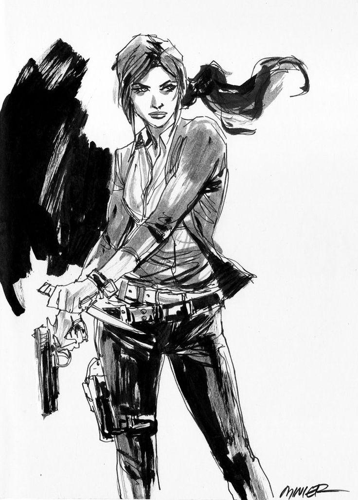 Claire Redfield - Resident Evil: Revelations - Aaron Minier
