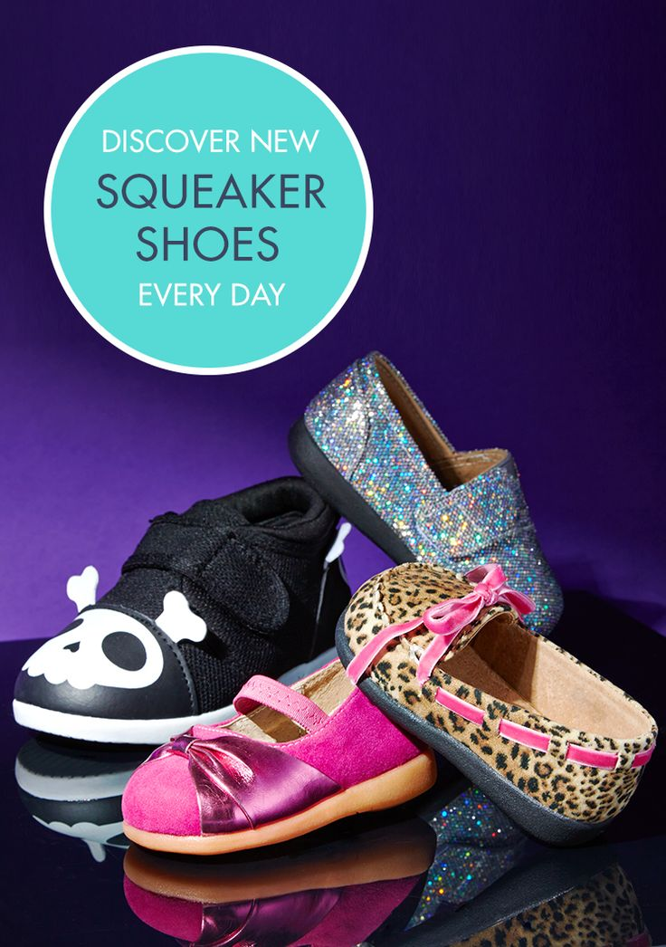 Squeaky Shoes | zulily