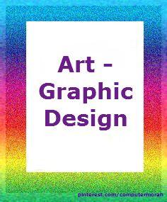 Graphic Design - fonts, colours, etc.