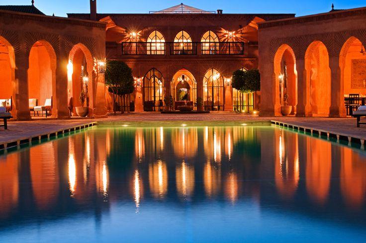 Beautiful Villa Saffron, Marrakech