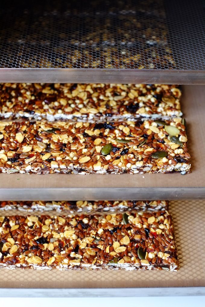 Barrette di frutta secca e cereali - GranoSalis