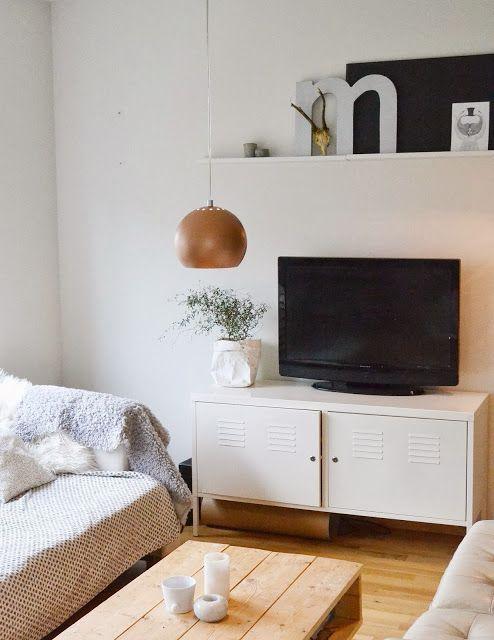 Copper lamp love - Siljes blogg.