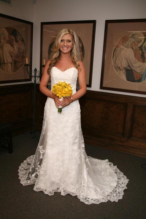 Maggie Sottero Emma 650 Size 8 Used Wedding Dresses