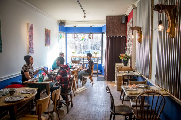 Fonda Lola - Mexican on Queen West