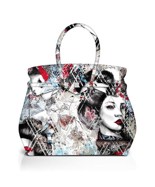 The Miss Weekender is your go-to bag for the perfect weekend away! This versatile tote transitions to a gym, beach or baby bag and is perfect for the jet-set who want to travel in style.  Size  440 x 400 x 200 mm  614g  Made in Italy  Vegan Friendly  Made from Poly-Lycra Fabric   Geisha