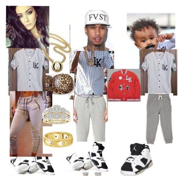 """TYGA'S WIFE"" by skrillexgurl on Polyvore featuring Love Boo, Retrò, Calvin Klein Jeans, Modern Bride and Allurez"