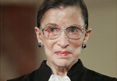 """""""Frankly I had thought that at the time Roe was decided, there was concern about population growth and particularly  growth in populations that we don't want to have too many of."""" -  Revealing eugenicist quote from Ruth Bader Ginsburg"""