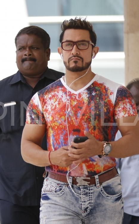 Oh Fresh! Here's Aamir's intriguing first look from Advait Chandan's directorial debut
