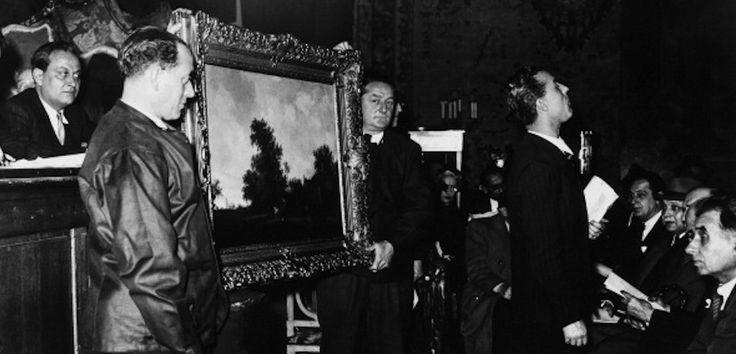 Cazadores de arte nazi de Israel   La política exterior   AdriBosch's Magazine
