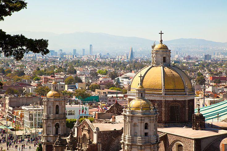 Basilique Notre-Dame de Guadalupe (Photo : Getty Images)
