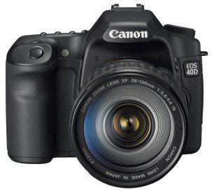 Canon EOS 40D 10.1MP Digital SLR Camera with EF 28-135mm f/3.5-5.6 IS USM Standard Zoom Lens Canon http://www.amazon.com/dp/B000V5QV4S/ref=cm_sw_r_pi_dp_B4v1vb1B3JQQN