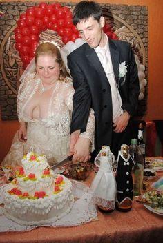 NEIN! Ich will doch nicht! Bei diesen 15 Hochzeitfotos ist einfach alles schiefgegangen! | unfassbar.es