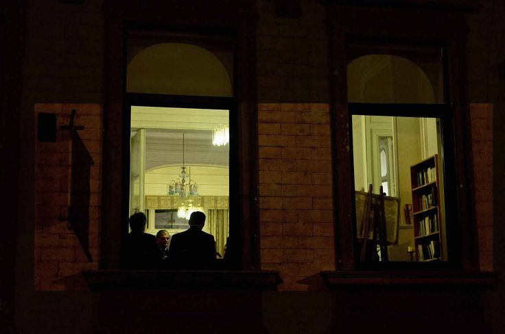 Homage to Edward Hopper n° 6 of 10 by Jonathan Eden-Drummond