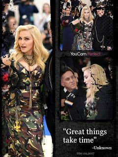 Sarah Paulson completely lost it when she saw Madonna at the 2017 Met Gala and the cameras have captured the moment perfectly!      Pauls...