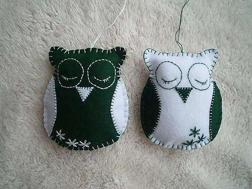 miskaw / X-mas green owl