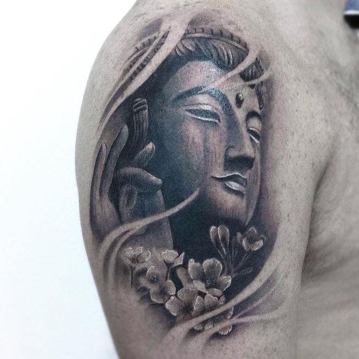 Tattoo Quotes Buddha: Best 25+ Buddhist Tattoos Ideas On Pinterest