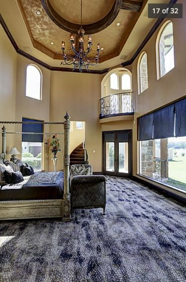 13 000 Square Foot Stone Amp Stucco Mansion In Richmond Tx