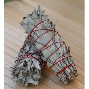 Adding sage to your campfire or fire pit keeps mosquitoes and bugs away. Handy tip!