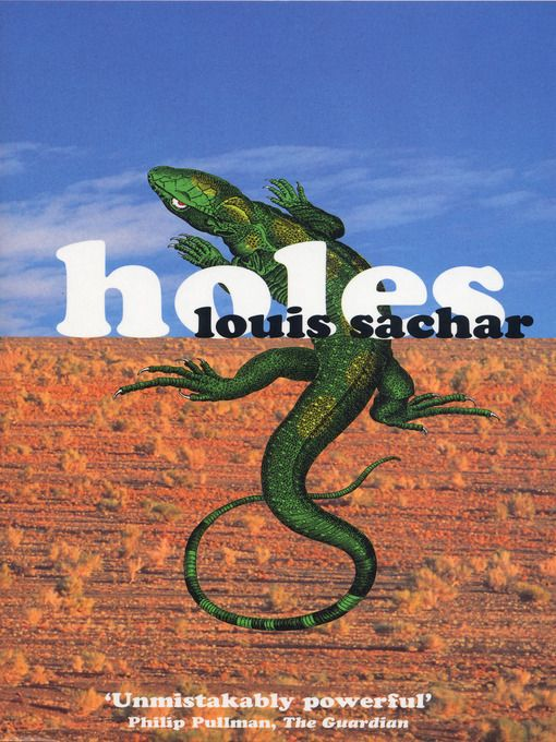 holes louis sachar shows the importance of Here are some facts about louis sachar, the famous children's author louis continues some of the story lines started in holes 43 responses to louis sachar.
