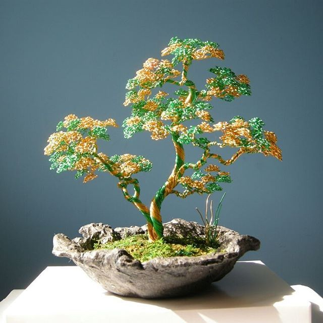 54 best Bonsai Art Sculpture images on Pinterest   Wire, Bonsai and ...