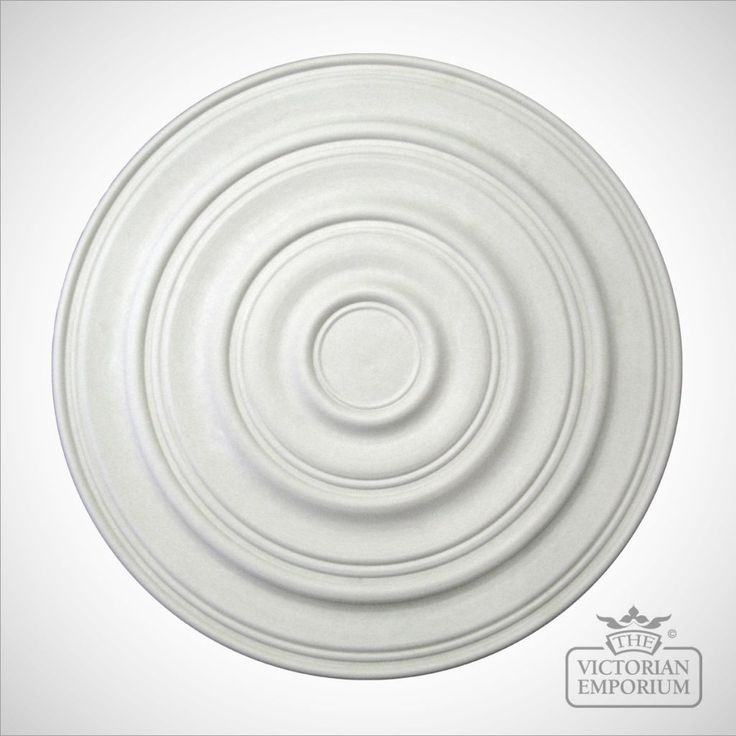 Victorian ceiling rose - Style 25 - 920mm diameter - Plaster ceiling roses
