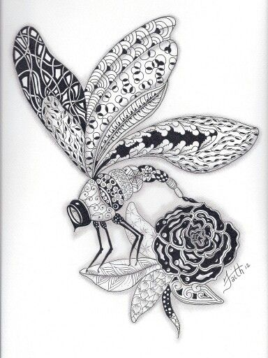 1000 images about Zentangles on