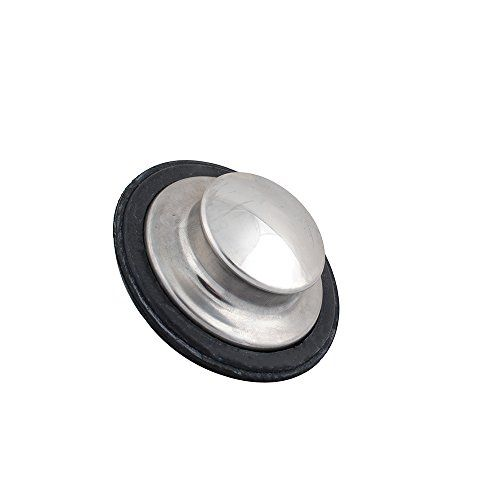 Podoy Insinkerator Stopper Polished Stainless Steel Sink Stopper for Garbage Disposals STP-SS Replacement