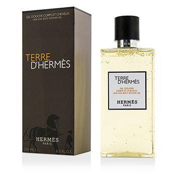 Terre DHermes Hair & Body Shower Gel 200ml/6.5oz