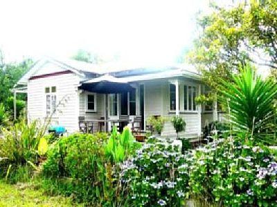 Matakana house rental - House View