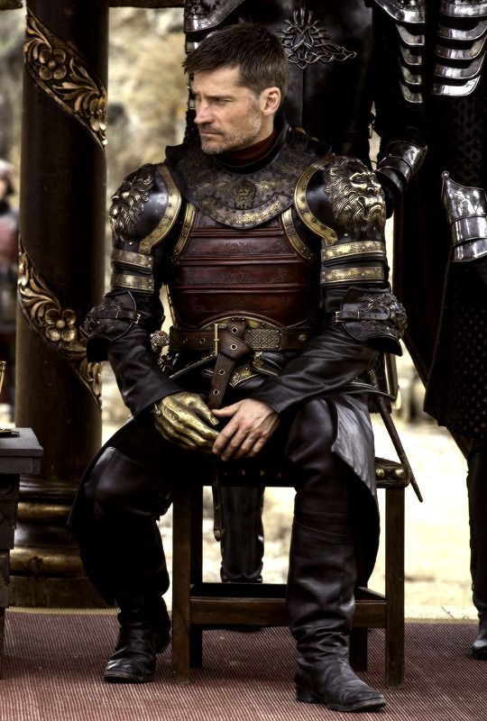 Jaime Lannister in 'The Dragon and The Wolf' 7.07