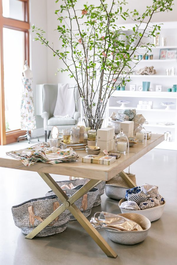 ideas for the foyer staging mudroom type items for sale onunder a credenza or large table bags hooks things in the bags baskets