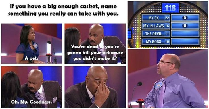 16 Times Steve Harvey's Family Feud Makes You Lose Your Mind Laughing