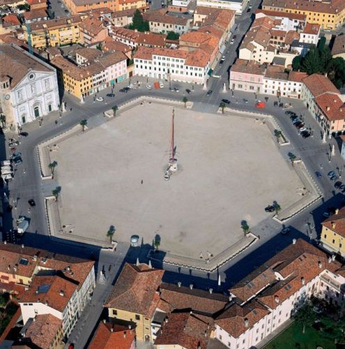 Palmanova, Udine, Province of Udine, region of Fruili-Venezia-GIULIA , Italy