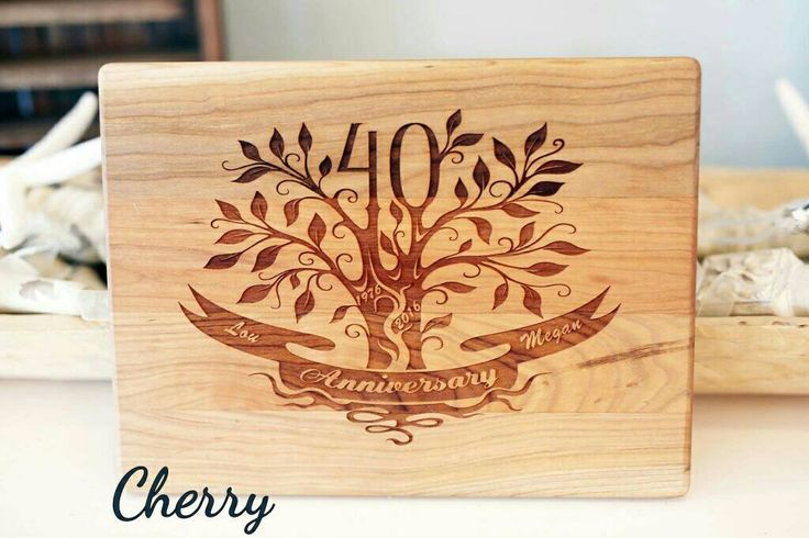 Best 25+ 40th Anniversary Gifts Ideas On Pinterest