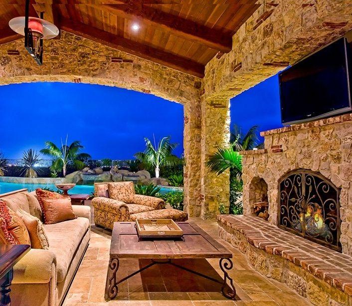 153 Best Images About Elegant Backyards On Pinterest