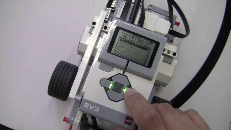 Getting Started With The LEGO Mindstorms EV3 Color Sensor