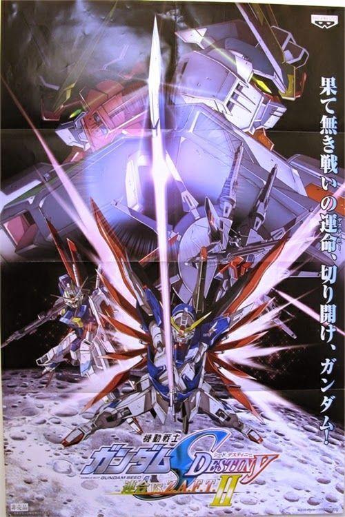 Siêu Nhân Gundam Seed Destiny